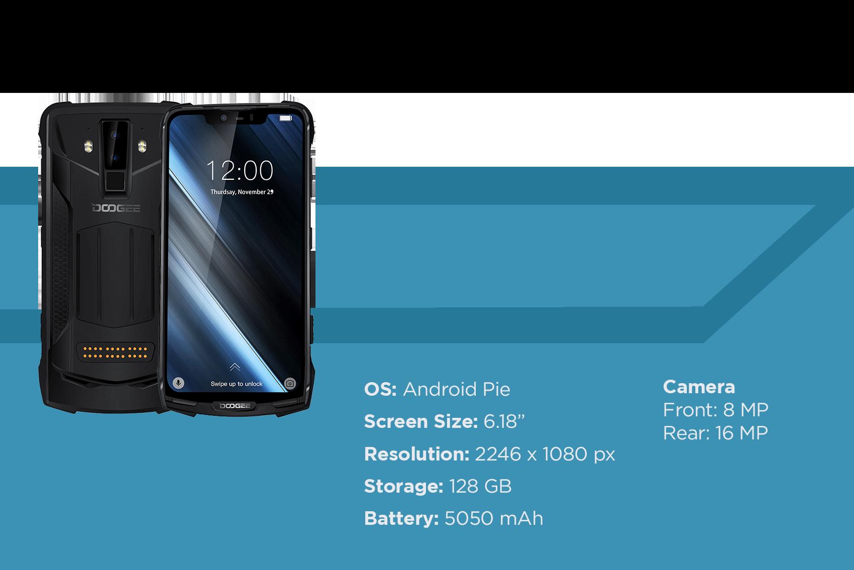 Doogee S90-Best-Rugged-Smartphones-of-2019